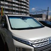 三菱自動車(純正) ワンタッチサンシェード