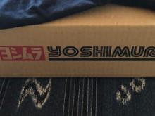 GSX250Rヨシムラ スリップオン R77Sの単体画像