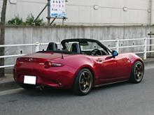 ロードスターYOKOHAMA ADVAN Racing TC-4の全体画像