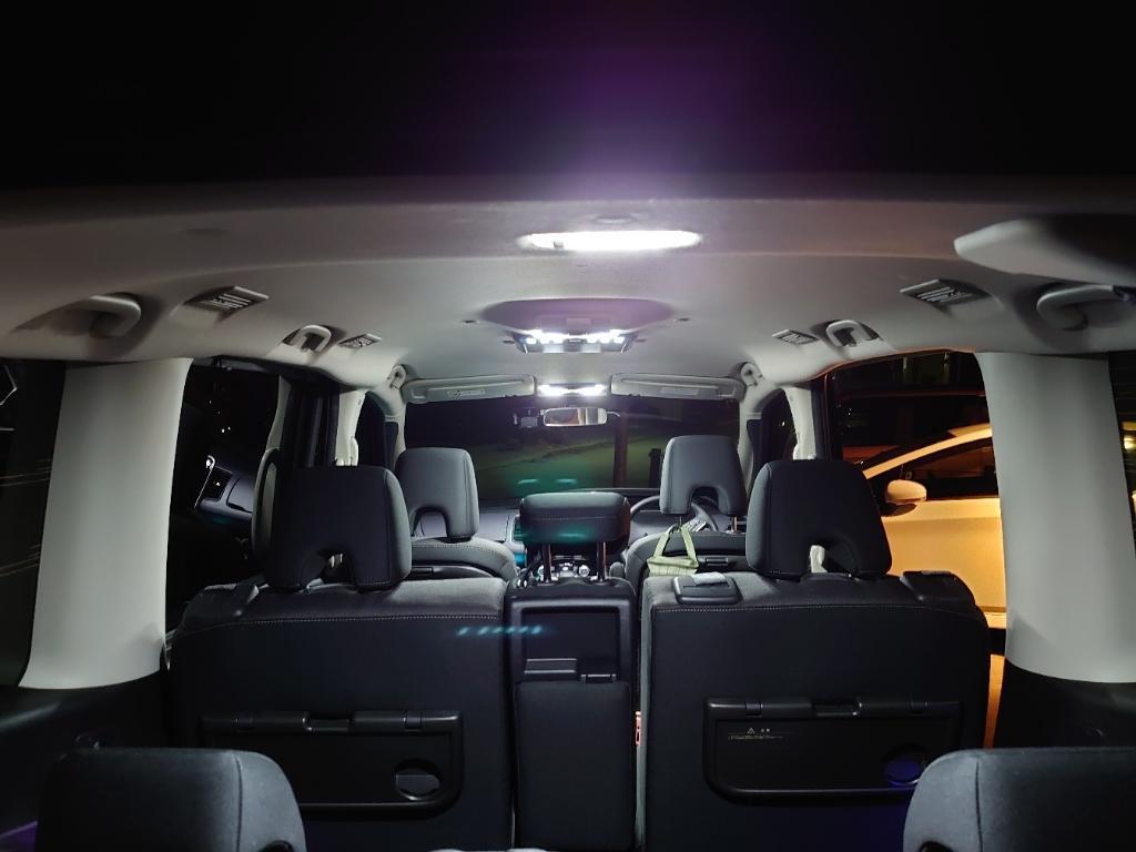 fcl. 【fcl.】セレナ C27 専用 LED ルームランプ  【 リモコン16段階調整機能付き! 】
