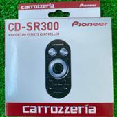PIONEER / carrozzeria ステアリング対応リモコン CD-SR300