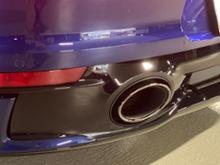 911 (クーペ)ポルシェ(純正) スポーツエグゾーストシステムの単体画像