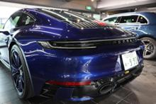 911 (クーペ)ポルシェ スポーツデザインPKGブラック塗装仕上げ(ハイグロス)の全体画像