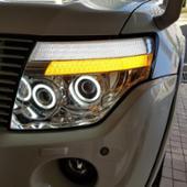 ランプ、レンズ 三菱自動車(純正)ワンオフ加工