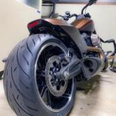 Harley-Davidson/ハーレーダビッドソン FXBRSブレイクアウト純正リアホイール
