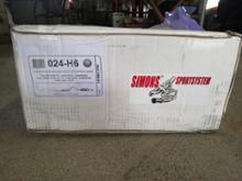 940 エステート (ワゴン)SIMONS 940ターボ用マフラーの全体画像