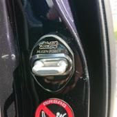 MUGEN / 無限 ドアストライカーカバー