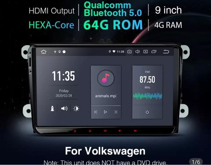 XTRONS Android Navi