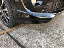 フリード+Modulo / Honda Access ロアスカート フロントの単体画像