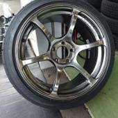 YOKOHAMA ADVAN Racing RGⅢ