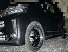 ムーヴカスタムRAYS VOLK RACING TE37 KCRの全体画像
