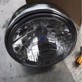 中華製 クリスタルヘッドライト