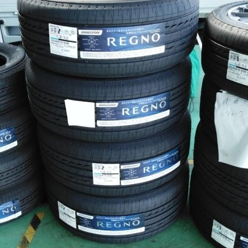 BRIDGESTONE REGNO GR-XⅡ 235/40R19
