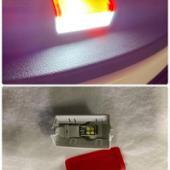 みね商店 LED ドアカーテシランプ