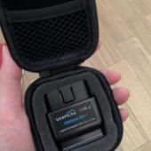 VEEPEAK OBDCheck BLE+ Bluetooth 4.0 -BimmerCode 公式 BMW MINI コーディング デイライト OBD2スキャンツール