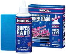 WAKO'S SH-R スーパーハード 未塗装樹脂用耐久コート剤 HTRC3
