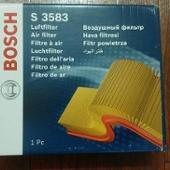 BOSCH 輸入車用エアーフィルター