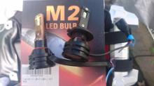 V-Strom1000ABSColight LEDヘッドライト H7の単体画像