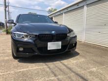 3シリーズ プラグインハイブリッドBMW(純正) BMW Performance ブラックキドニーグリルの単体画像