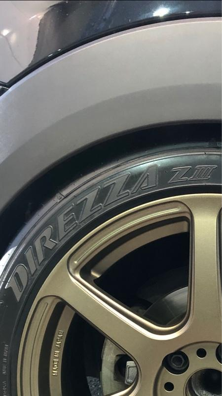 DUNLOP DIREZZA ZⅢ205/45R17