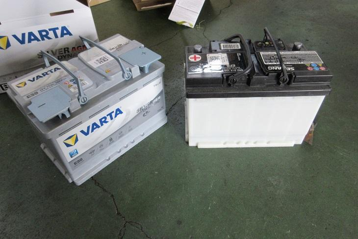 VARTA SILVER DYNAMIC AGM E39 / 570 901 076