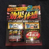 PROSTAFF 炎神力 フューエルコンディショナー 2本パック
