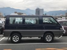 デリカスターワゴン三菱自動車(純正) 三菱純正アルミホイールの全体画像