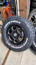 OPEN COUNTRY R/T 235/70R16