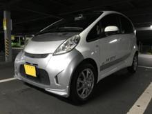 i-MiEVROAR / 三菱自動車カーライフプロダクツ グリル一体型フロントエアロバンパーの全体画像