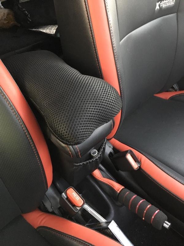 SERIA 車内用ネッククッション使用強化アームレスト