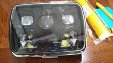 GPZ900Rノーブランド ヤフオク 角型ヘッドランプLEDの全体画像