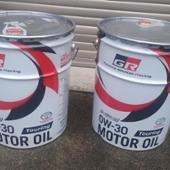 トヨタ(純正) GR MOTOR OIL Touring 0W-30
