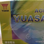 台湾 YUASA YTX5L-BS