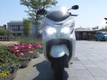 スカイウエイブ250 タイプM不明 LED ヘッドライトの単体画像