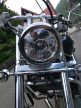 マグナ不明 LED プロジェクターヘッドライトの単体画像
