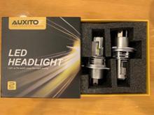 ストリートツインAUXITO LED Headlight 【H4バルブタイプ】の全体画像