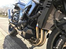 KATANAヨシムラ 機械曲 チタンサイクロン Duplex Shooter 政府認証 TM (メタルマジックカバー)の全体画像
