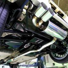 ヴィヴィオFUJITSUBO フルオーダーマフラーの単体画像