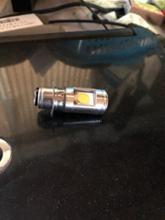 モトコンポ不明 PH7 T19 LED ヘッドライトバルブの単体画像