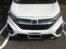 フリードハイブリッド モデューロXModulo / Honda Access フロントグリルの単体画像