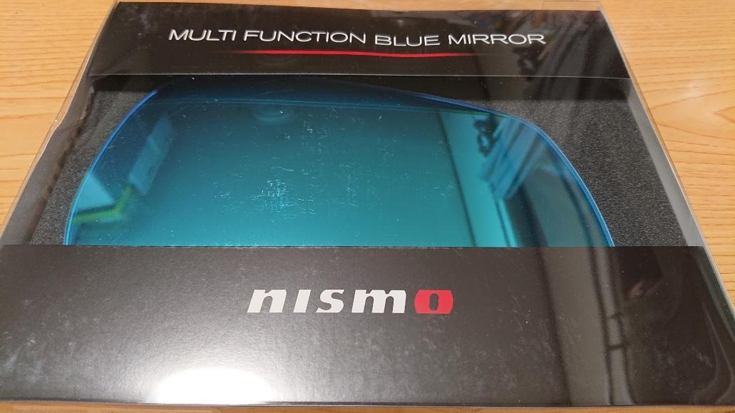 NISMO マルチファンクションブルーミラー