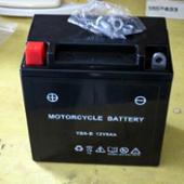 秀 YB9-B互換バッテリー