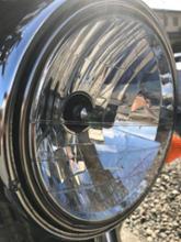 GSX1400NOVSIGHT LED HEADLIGHT H7の単体画像