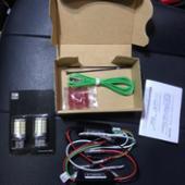 ピカキュウ ハイブリッドツインカラーバルブシステムT20Sシングル LEDカラー:ホワイト/アンバー