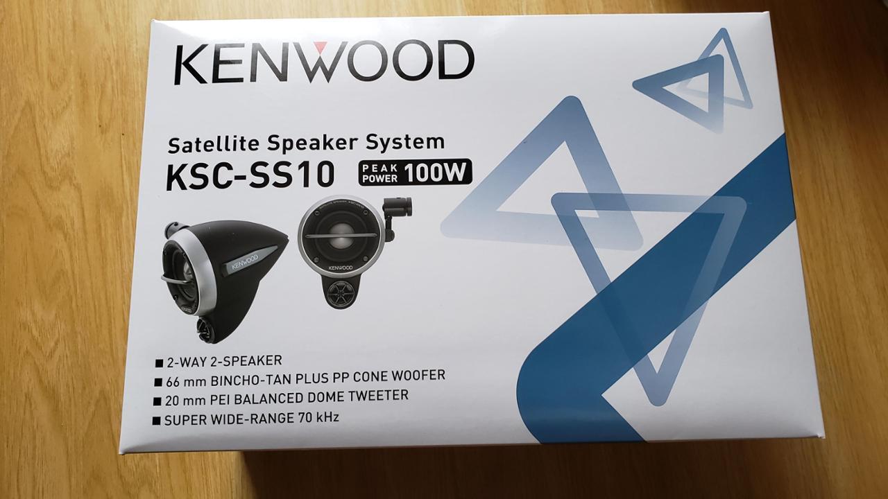 KENWOOD KSC-SS10