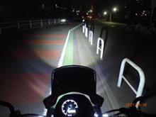 NAVI110REPTICO H4 LED ヘッドライト バイク用 Hi/Lo切替 プロジェクターレンズ付き HS1兼用の全体画像