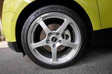 Honda eTWS / TAN-EI-SYA WHEEL SUPPLY モノブロック405Sの全体画像