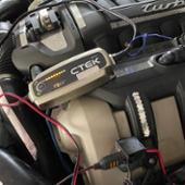 CTEK バッテリー充電器