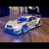トイザらス 1/32ダイキャストカー BMW M3 DTM