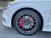 S3(セダン)ENKEI Racing Revolution GTC01RRの単体画像